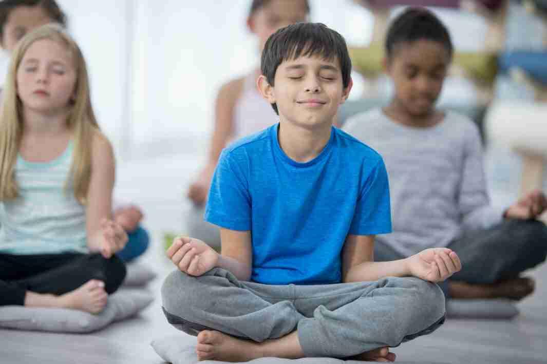 meditation practice for children